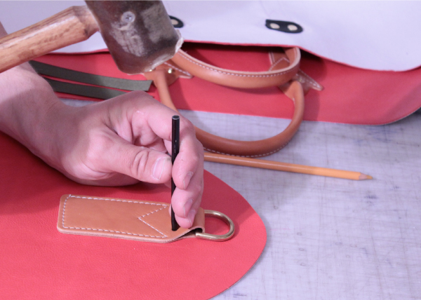 Red-Leather-Duffle-Handmade-Duffel